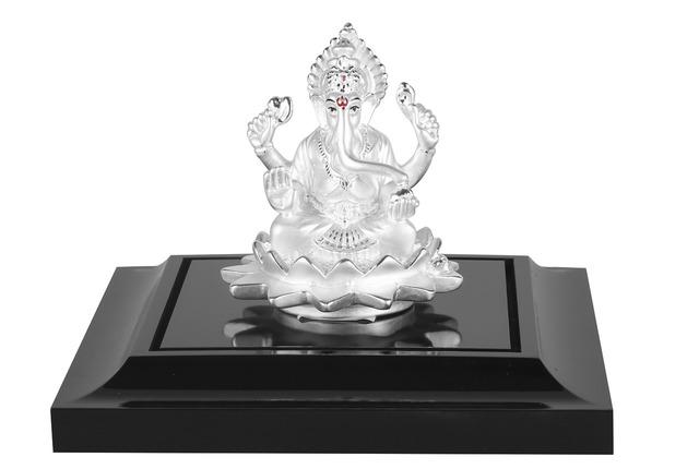 Ganapati ganesha silver, religion.