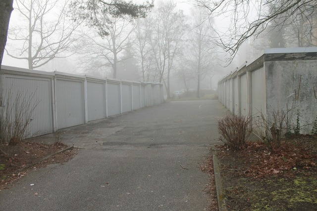 Garages gateway fog.