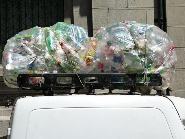 Garbage waste environment, transportation traffic.