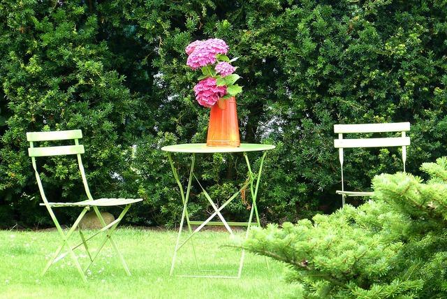 Garden summer föhr.