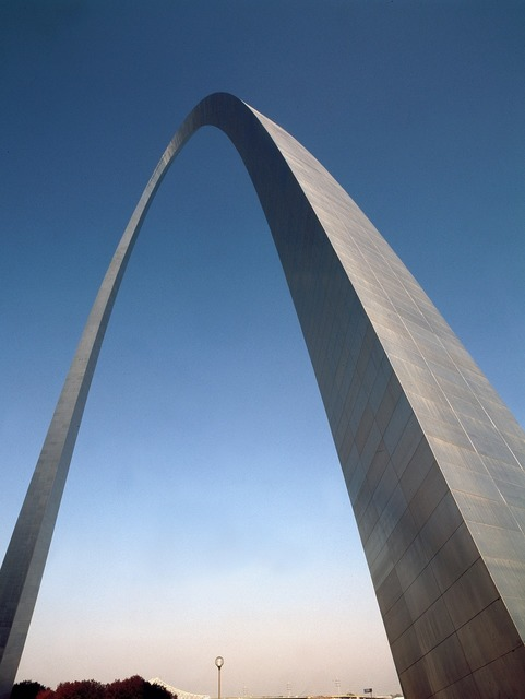 Gateway arch saint louis gateway to the west, architecture buildings.