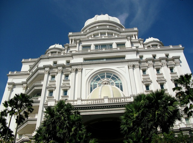 Gedung imperial palace surabaya, architecture buildings.