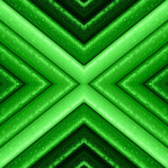 Geometric texture green, backgrounds textures.