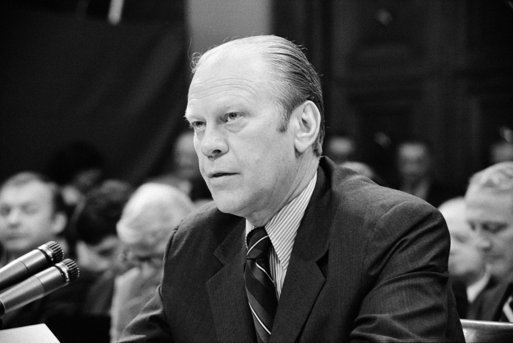 Gerald ford president usa, people.