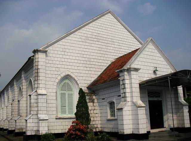Gereja jombang jawa timur, religion.