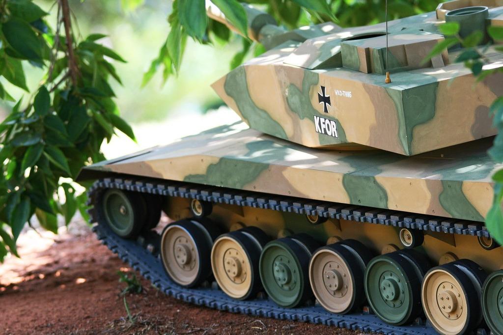 German tank model tank model.