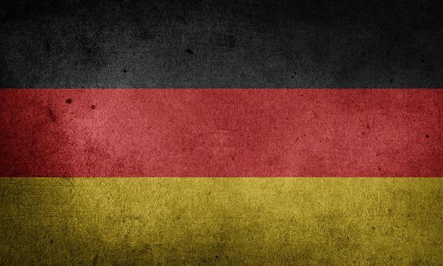 Germany flag europe.