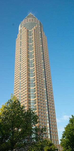Germany frankfurt skyscraper, architecture buildings.