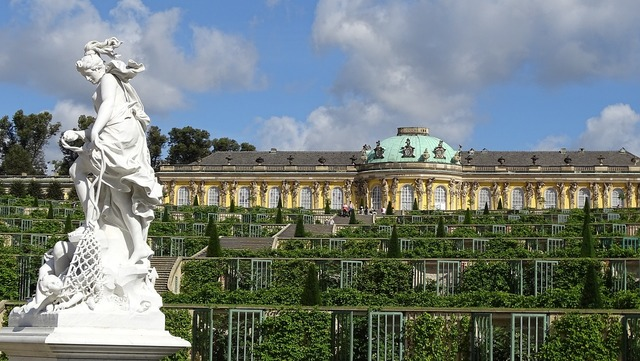 Germany potsdam historically, architecture buildings.