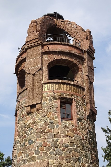 Germany spremberg bismarkturm, architecture buildings.