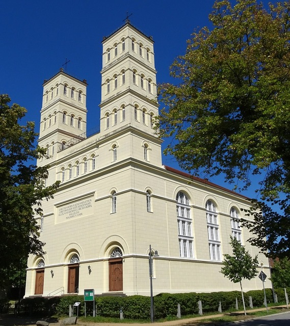 Germany straupitz church, religion.