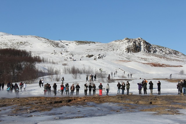Geysir hot springs geysers.
