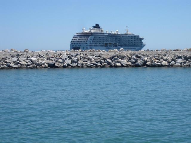 Gibraltar spain sea.