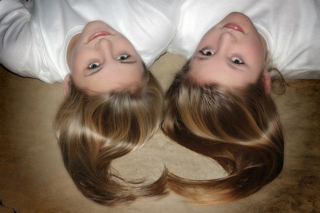 Girls best friends blonde, emotions.