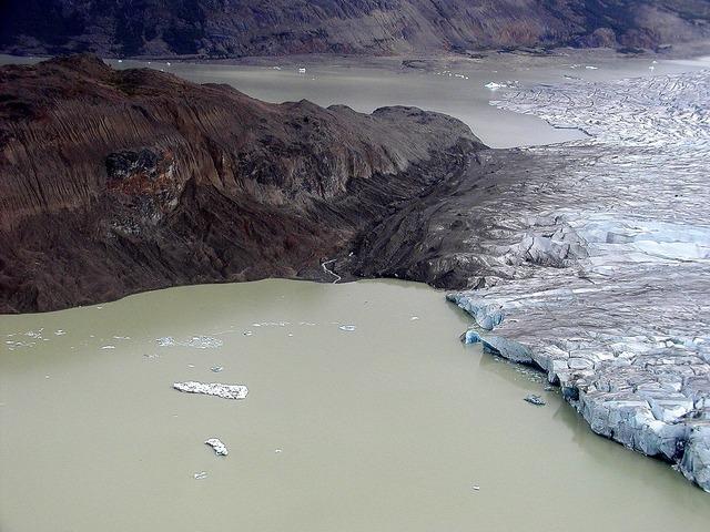 Glacier bay alaska usa.