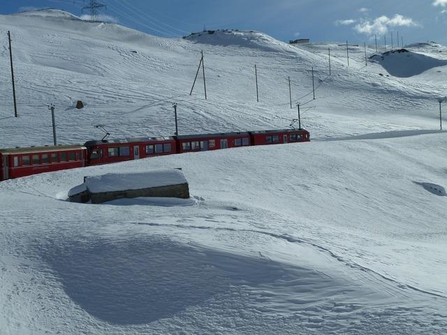 Glacier express graubünden switzerland.