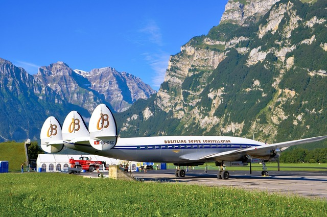 Glarus mollis aircraft.