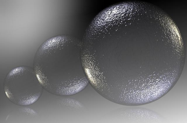 Glass ball crystal ball forecast.