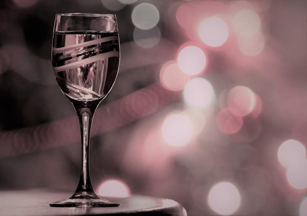 Glass festival drink, food drink.