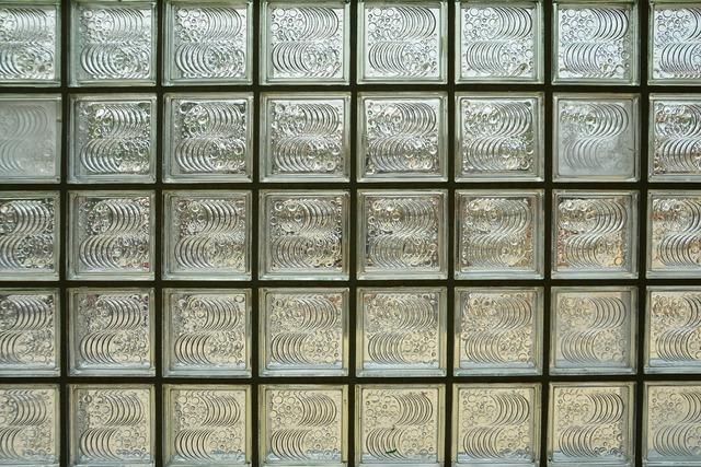 Glass window squares, architecture buildings.