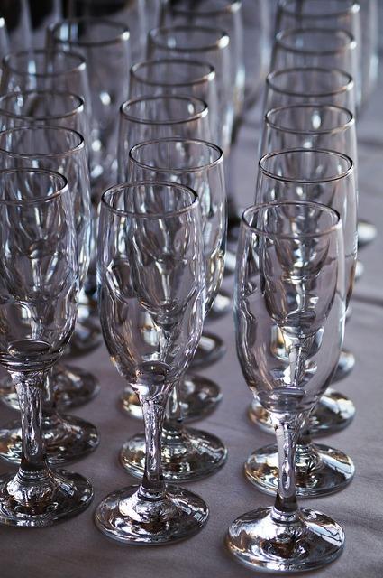 Glasses champagne glasses champagne, food drink.