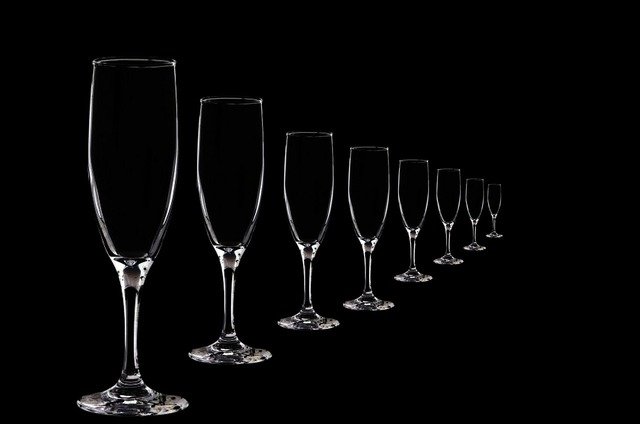 Glasses new years eve nobody, food drink.