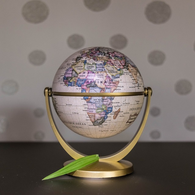Globe earth world.