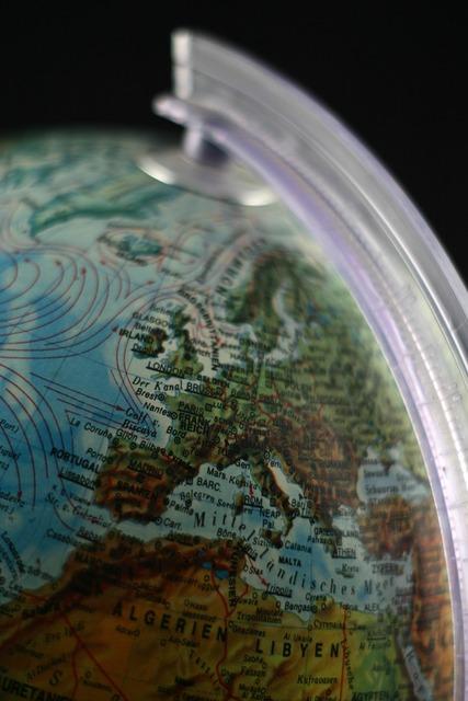 Globe europe france.
