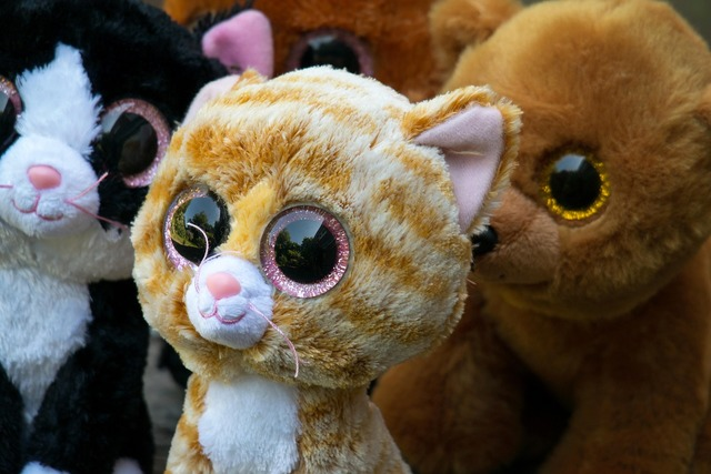 Glubschis stuffed animal soft toy, animals.