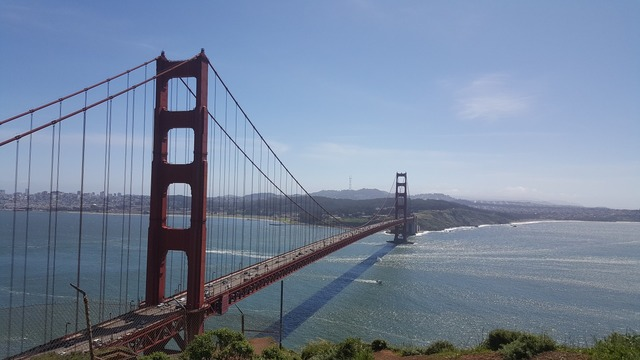 Golden gate br, places monuments.