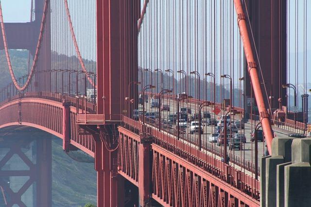 Golden gate bridge usa california.