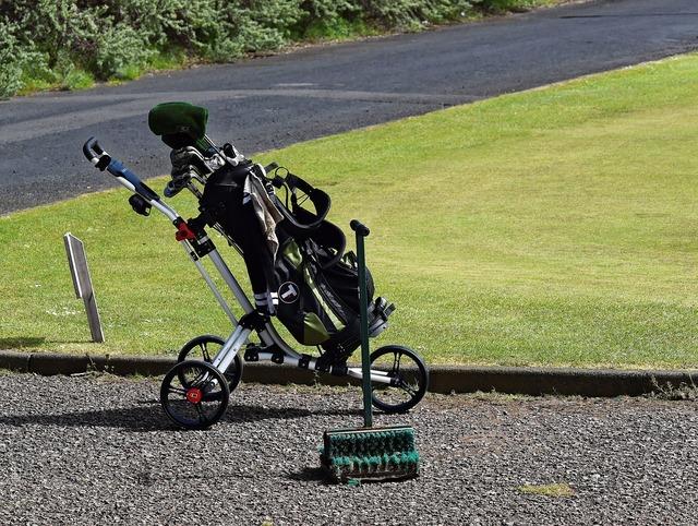 Golf golf course putting green, sports.