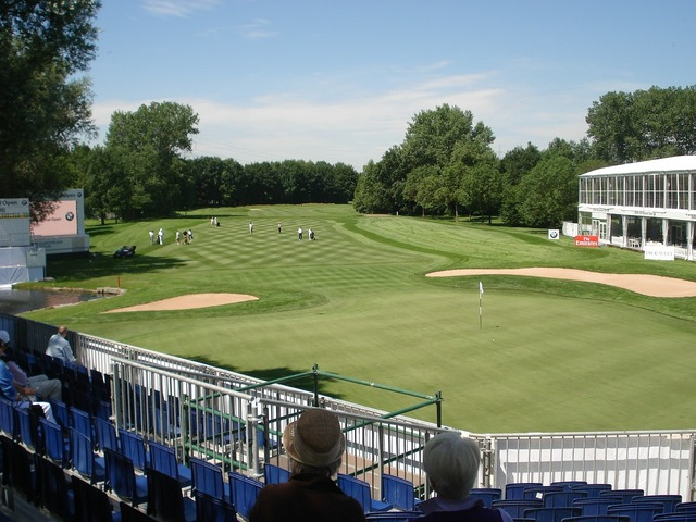 Golf golfers golf tournament.