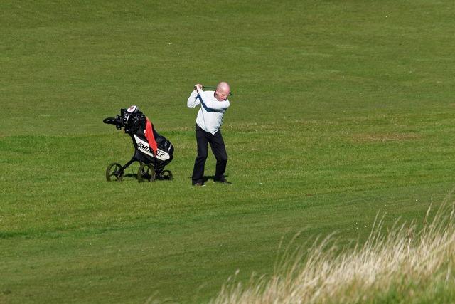 Golf swing golfer golf, sports.