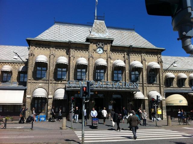 Göteborg sweden station.