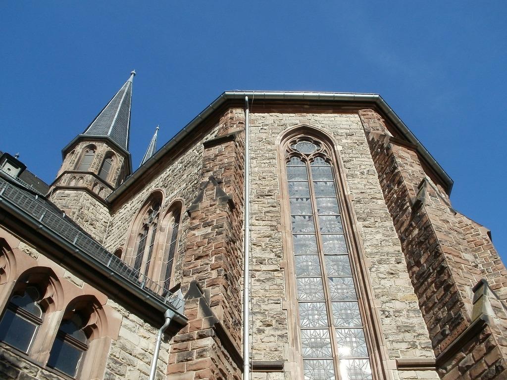 Gothic church st josef, religion.