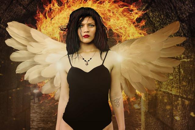 Gothic fantasy fantasy girl.