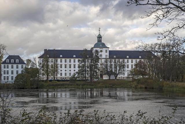 Gottorf castle schleswig mecklenburg, architecture buildings.