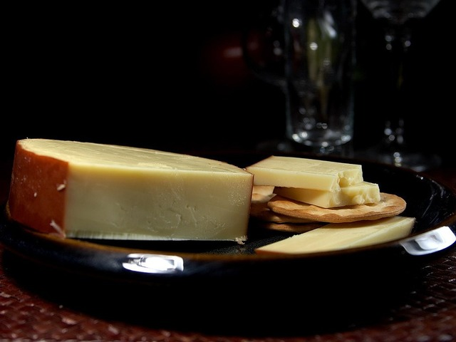 Gouda smoked cheese, food drink.