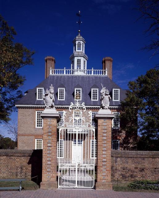 Governor's palace williamsburg virginia, architecture buildings.