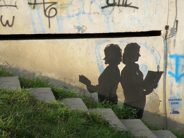 Graffiti wall texture, backgrounds textures.