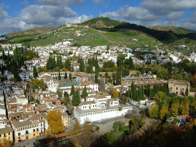 Granada andalusia spain.
