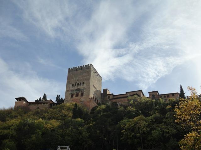 Granada november spain.
