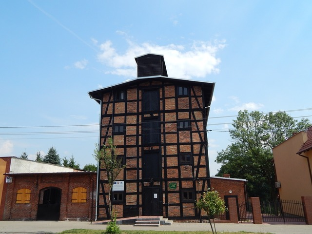 Granary architecture monument, architecture buildings.