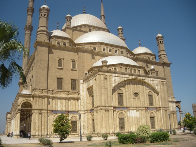 Grand mosque mosque mohammed ali, architecture buildings.