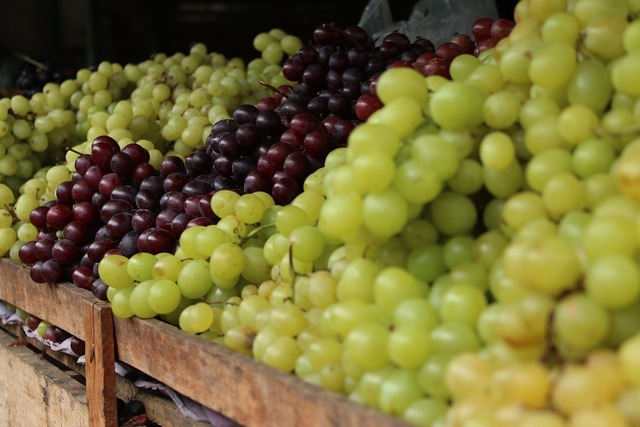 Grapes fruit agriculture, food drink.