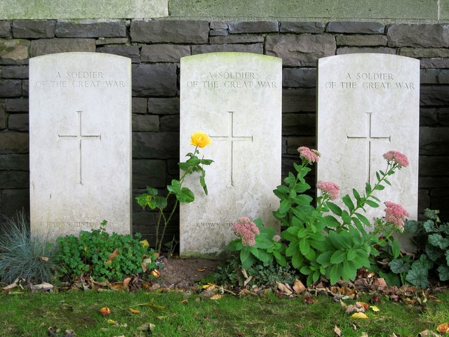 Graves canadian cemetery.