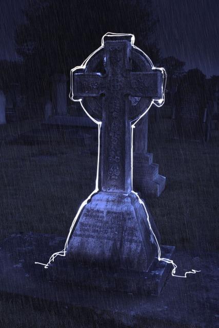Gravestone cemetery dead.