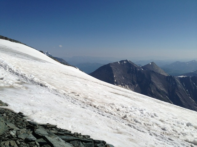 Grossglockner mountains austria.