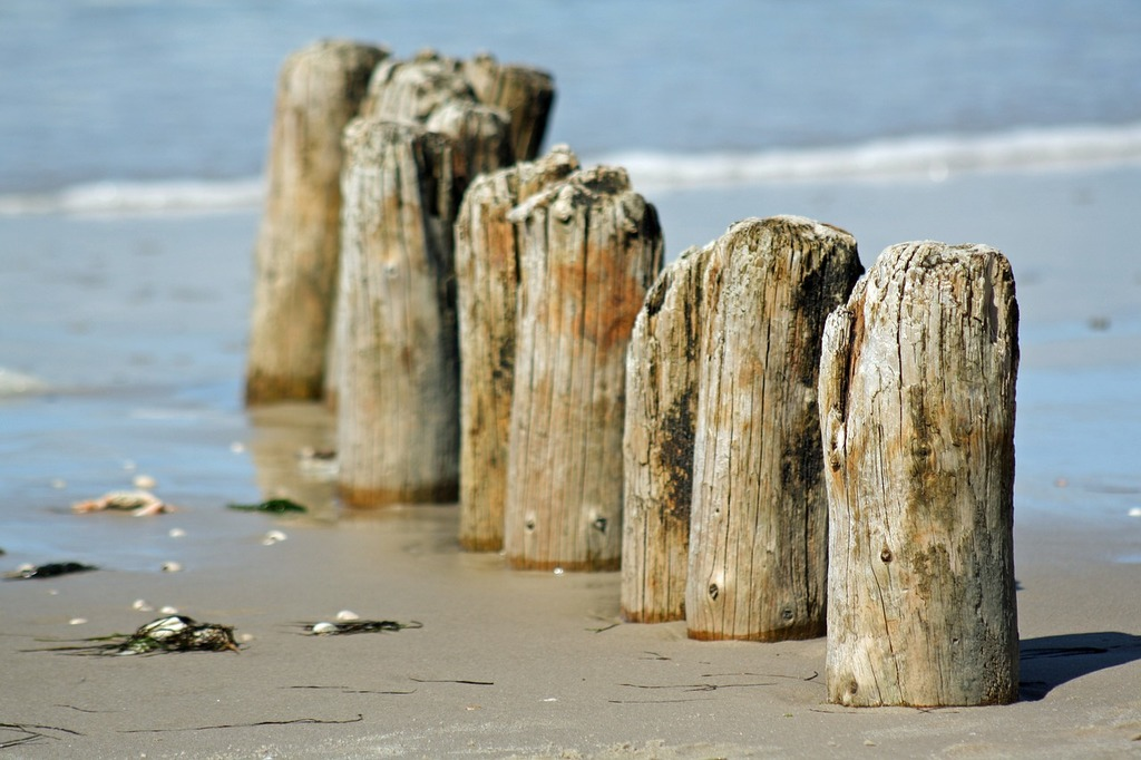 Groynes amrum nordfriesland, travel vacation.